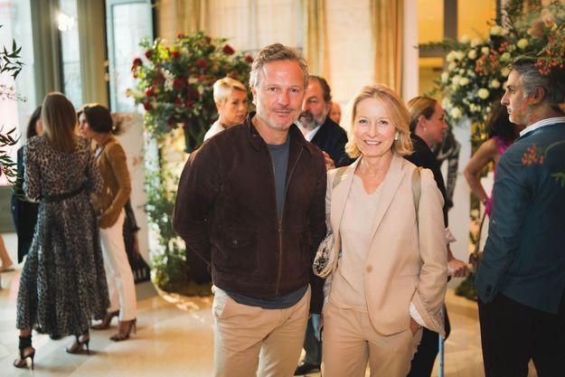 Olivier Bialobos (Dior) et Sylvie Ruggieri (Image 7)