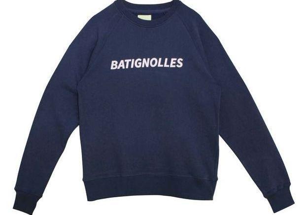 Sweater Batignolles Noyoco