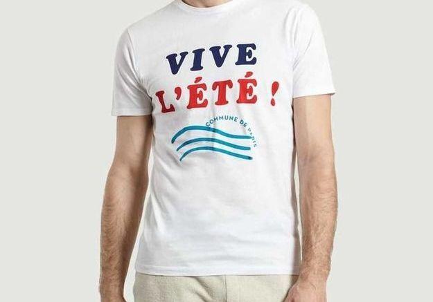 T-Shirt Commune de Paris