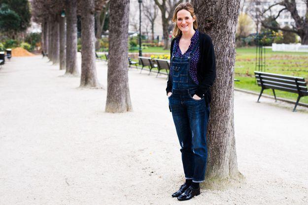 Hortense Leluc, chef de rubrique décoration sur ELLE.fr et rédactrice en chef ELLE Maison