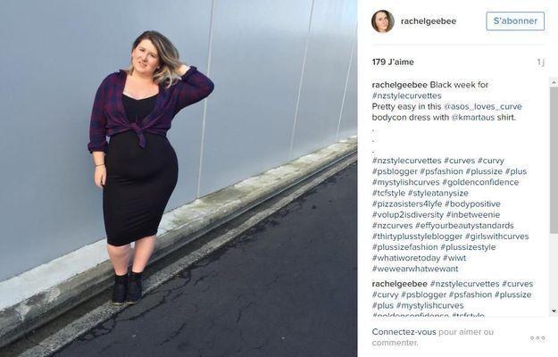 Instagram @rachelgeebee