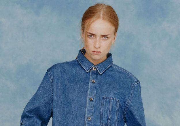 Look book A.P.C printemps-été 2016