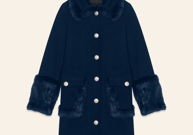 Manteau femme Maje
