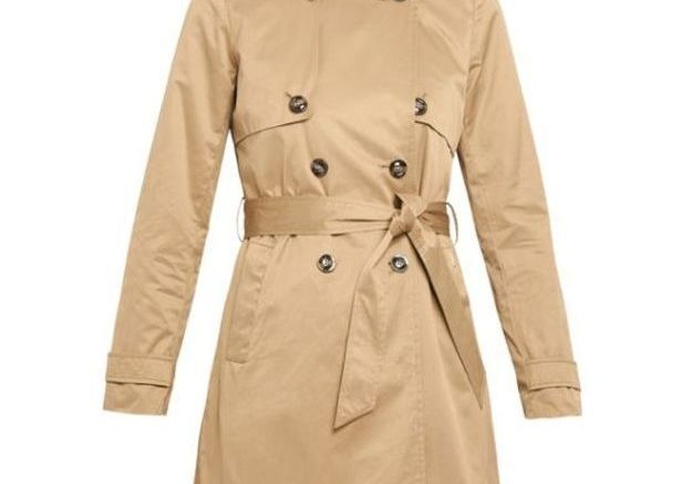 Trench femme, Caroll