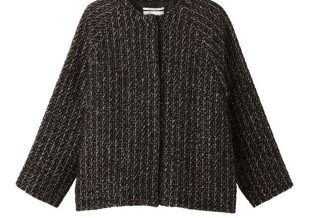 Veste en laine Pomandère