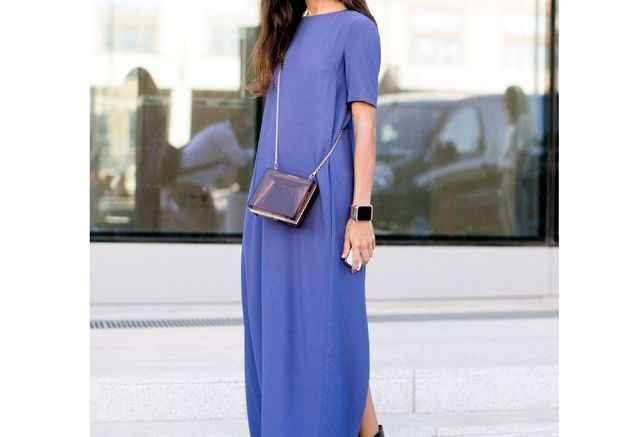 La maxi robe