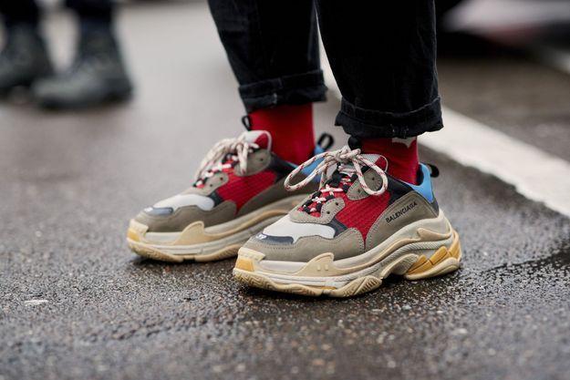 Des dad shoes, tu chausseras