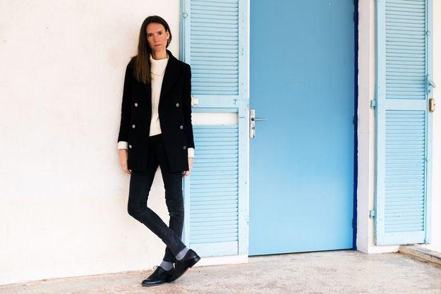 Jeanne Le Bault, styliste au magazine ELLE