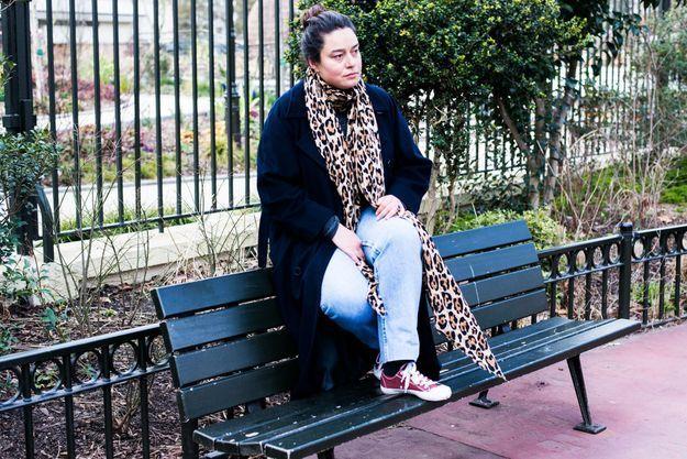 Lara Cviklinski, styliste au magazine ELLE