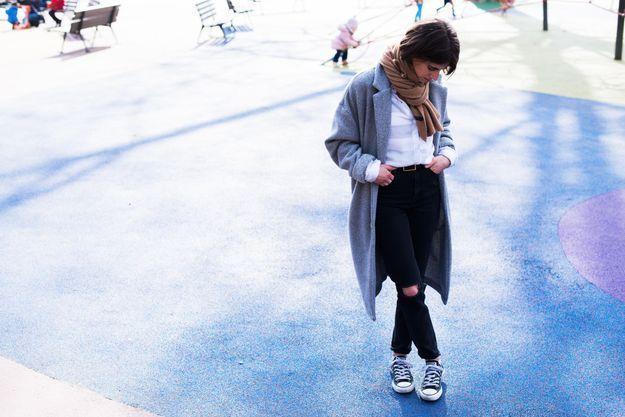 Marie-Aline Boussagol, assistante styliste au magazine ELLE