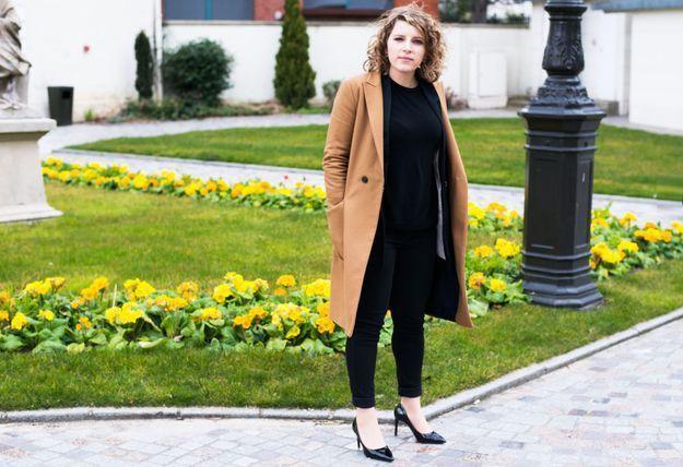 Marine Poyer, journaliste mode ELLE.fr