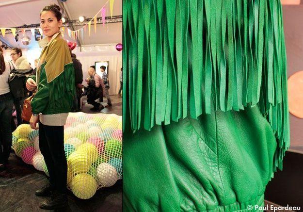 Street Style : défilé de looks au Carnaval de Colette