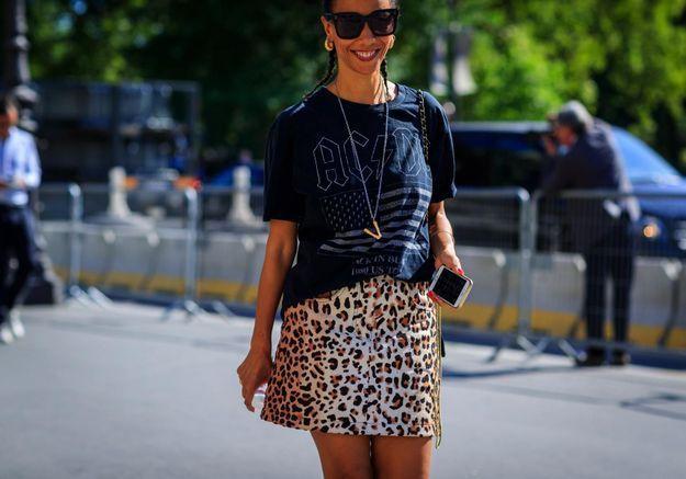 Semaine de la couture : les looks cool repérés dans la rue