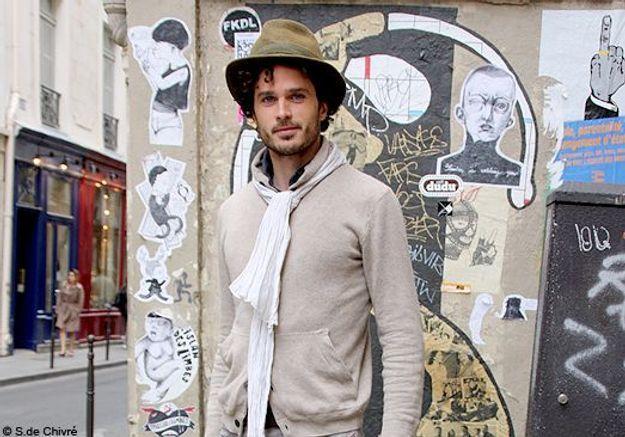 Street Style : Honneur aux hommes !