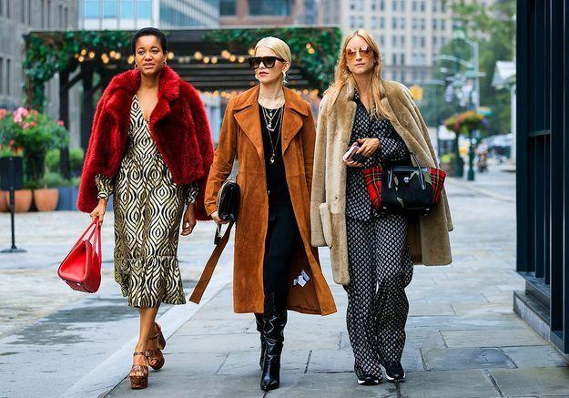 Fashion Week New York : quelques looks à piquer aux filles stylées