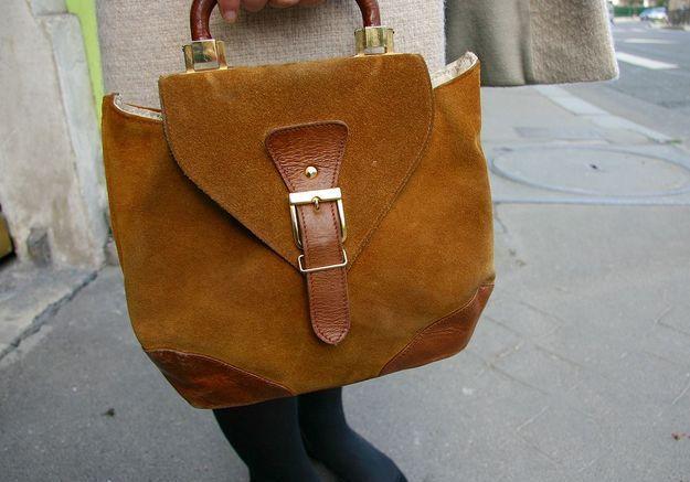Street style : vos accessoires fétiches sac a main