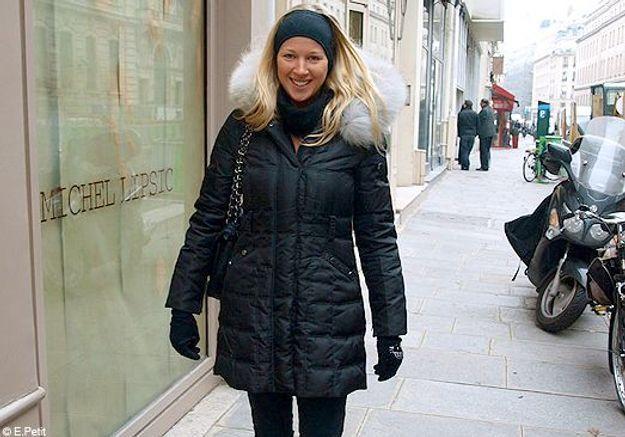 Street style : votre look par grand froid