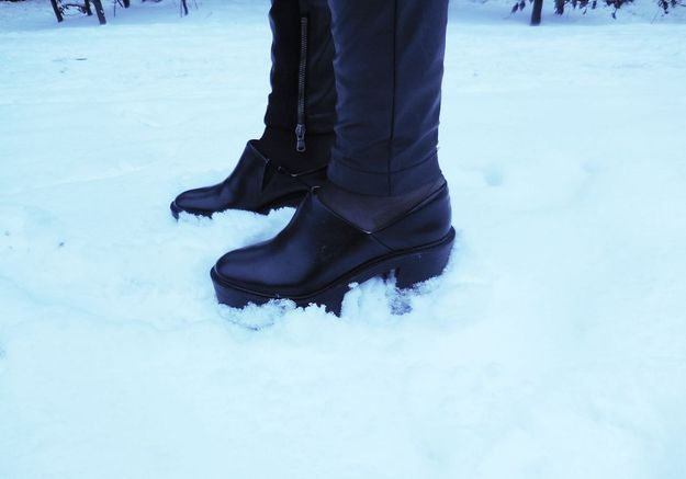 Ses boots