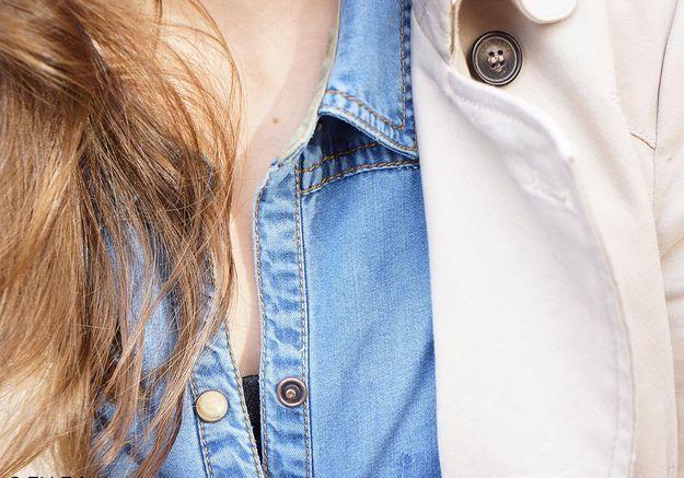 Juliette Assistante développement chez Chanel détail