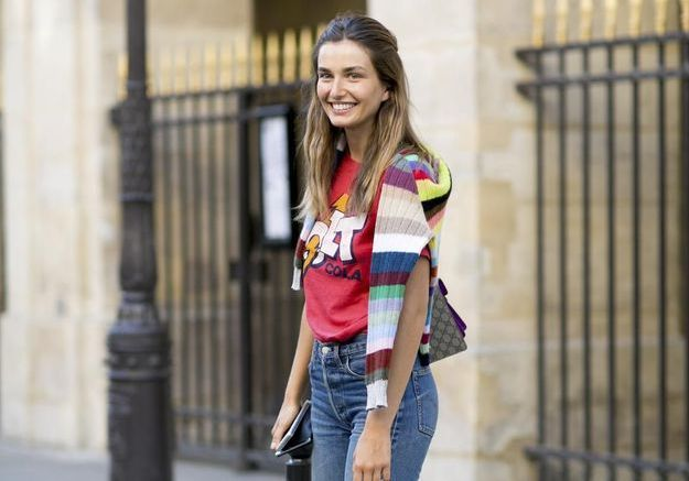 Street style : 20 filles qui portent bien le style casual