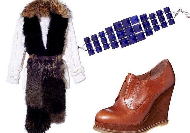 Mode tendance shopping jean look jean flare accessoire