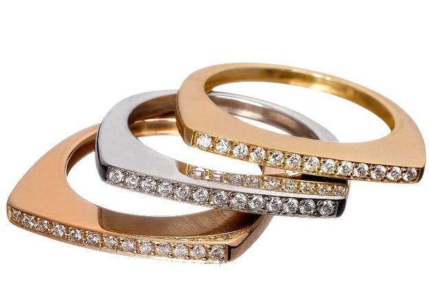 Mode diaporama accessoire bijoux mariage alliance fred