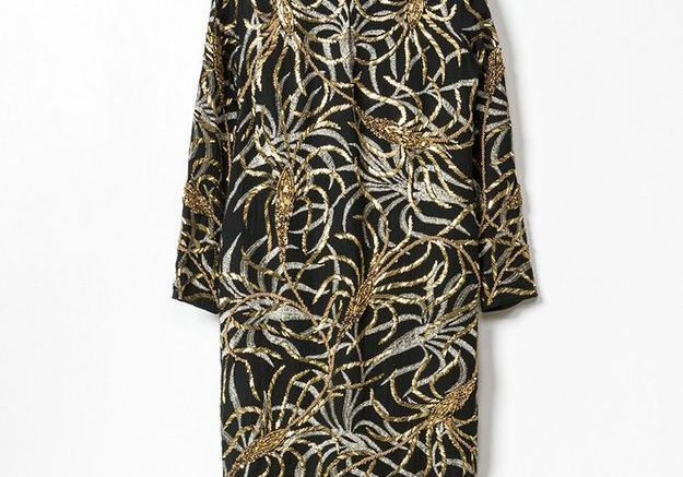 Robe brodée Antik Batik
