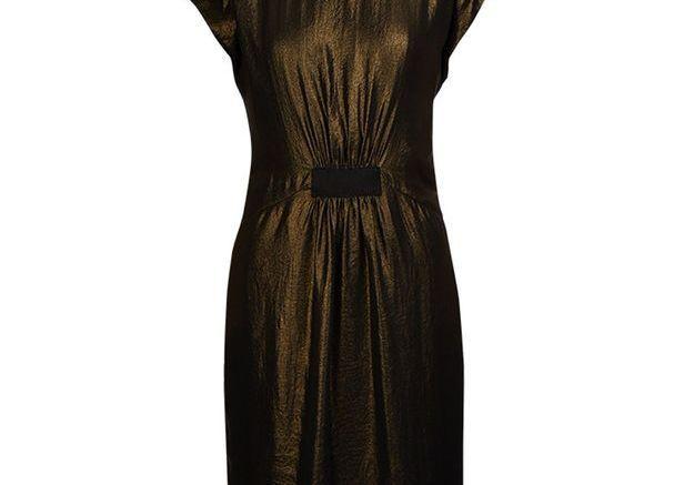 Robe drapée Comptoir des cotonniers