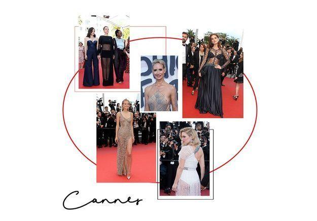 Marion Cotillard, Kendall Jenner, Sara Sampaio, toutes les robes transparentes qui ont marqué les esprits