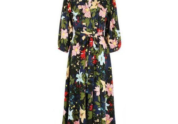 Robe à fleurs Derhy