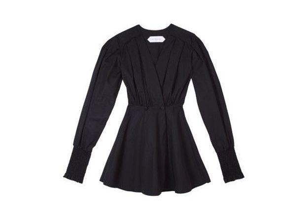 Robe noire Fête Impériale