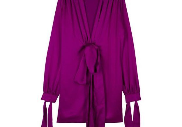 Robe rose Oud Paris