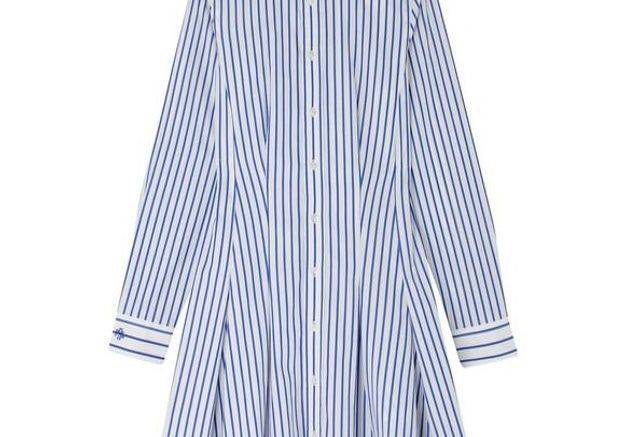 Robe-chemise MSGM