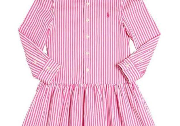 Robe-chemise Polo Ralph Lauren