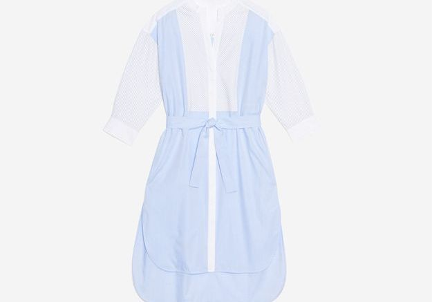 Robe-chemise Sandro