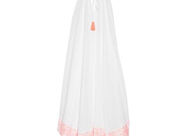 Robe de plage blanche Heidi Klein