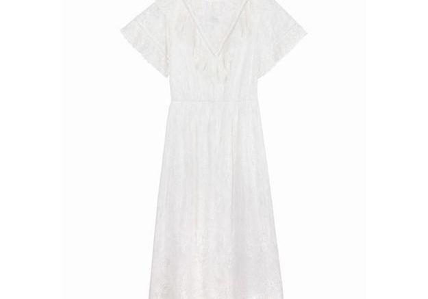 Robe Albane Frnch