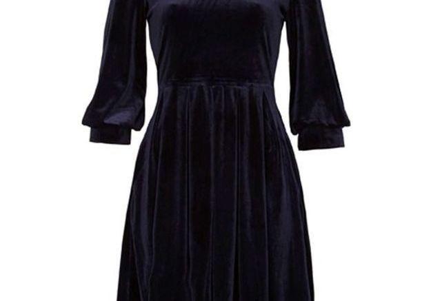Robe en velours courte Dorothy Perkins