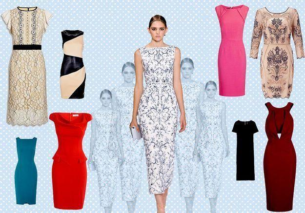31 robes fourreau pour un retour sexy au bureau