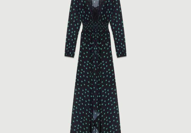 Robe longue Maje