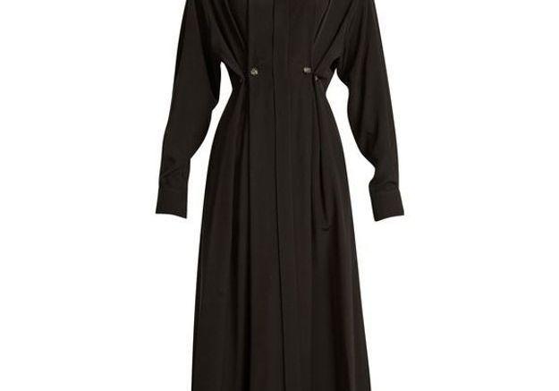 Robe noire longue Sportmax