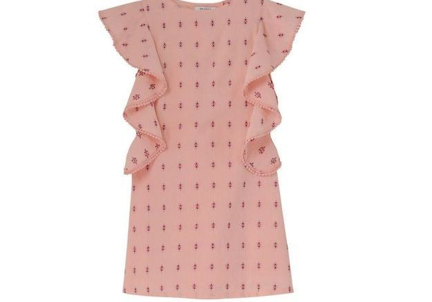 Robe pastel Galeries Lafayette