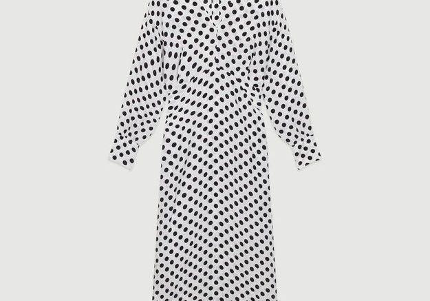 Robe soldée Maje