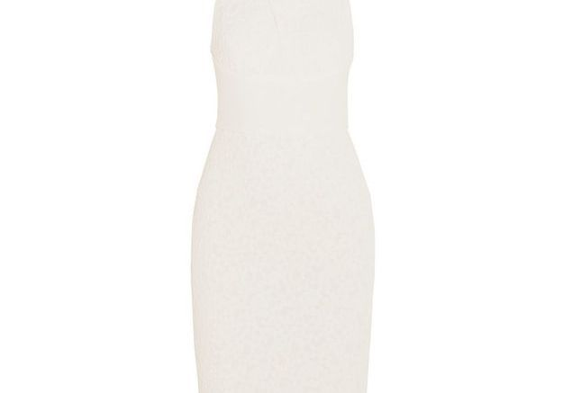 Robe tablier Roland Mouret