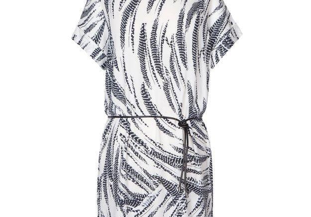 Robe de plage imprimée My Sunday Morning