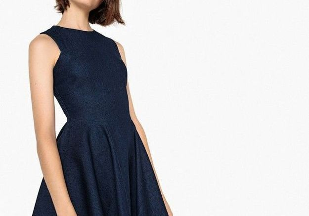 Robe patineuse La Redoute Collections