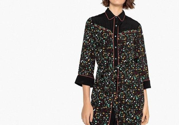 Robe Western La Redoute Collections