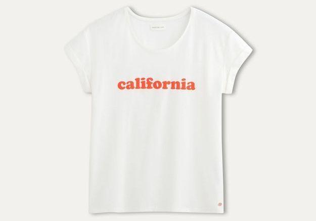 Tee-shirt été Harris Wilson