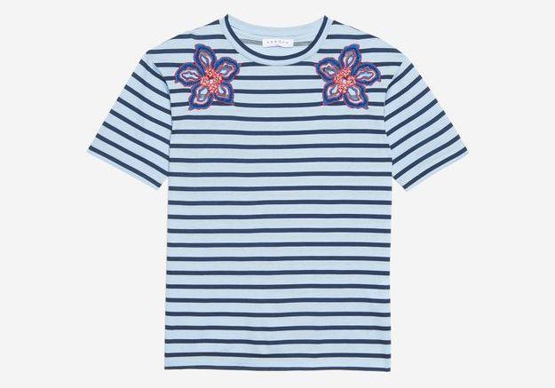 Tee-shirt été Sandro