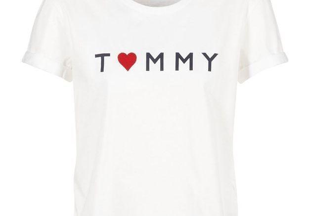 Tee-shirt été Tommy Hilfiger